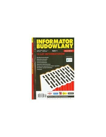INFORMATOR BUDOWLANY 2010...