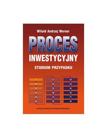 Proces inwestycyjny....