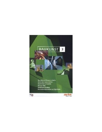 Baukunst, Vol. 03:...