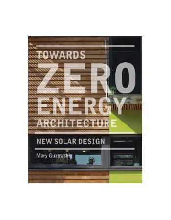 TOWARDS ZERO ENERGY...