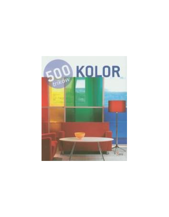 KOLOR. 500 TRIKÓW