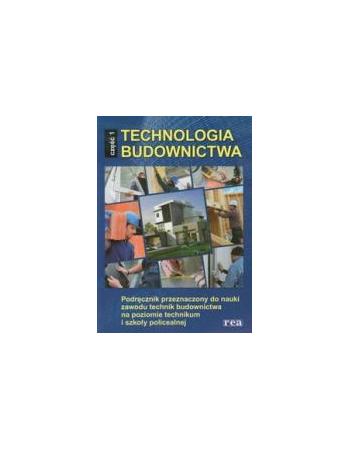 TECHNOLOGIA BUDOWNICTWA 1