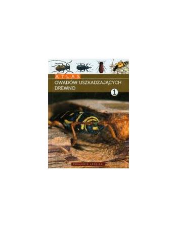 Atlas owadów uszkadzających drewno