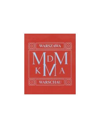 MDM KMA. Architektonicza...