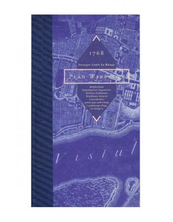 PLAN WARSZAWY 1768 + mapy