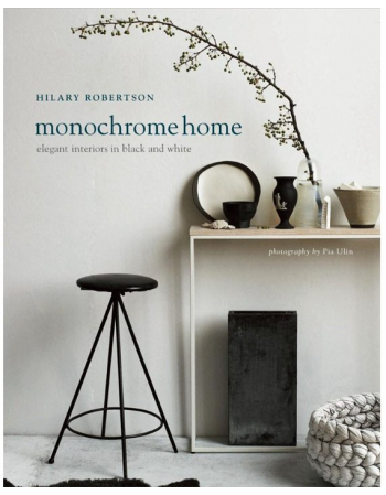 Monochrome Home. Elegant...
