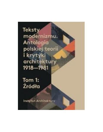 Teksty modernizmu....