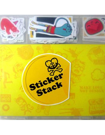 Sticker Stack