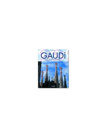 GAUDI - THE COMPLETE BUILDINGS
