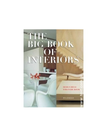 BIG BOOK OF INTERIORS(PB)